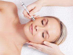 Freeze Behandlung in der Kosmetik 1Plus in Köln Porz