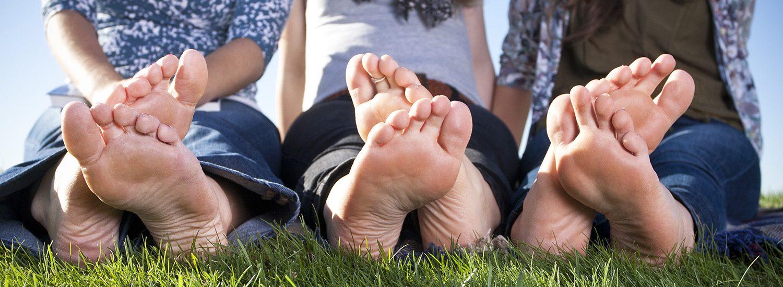 Medizinische Fußpflege von Ihrem Team der Podologie 1Plus