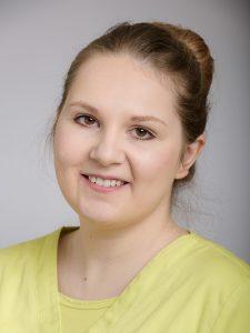 Leitende Podologin - Katharina Schwake